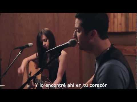 Boyce Avenue/ Megan Nicole - Heaven HD (Bryan Adams cover sub. español)