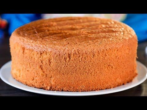 génoise-moelleuse---idéale-pour-les-gâteaux-!-|-savoureux.tv