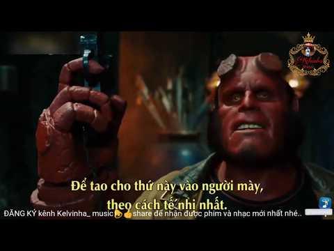 Xem phim Cậu bé địa ngục (Hellboy) - Nhạc phim remix --- HELLBOY 3