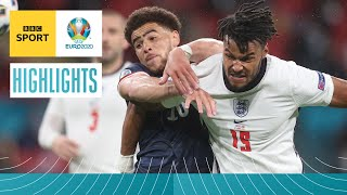 Highlights: Scotland hold England at Wembley to earn deserved draw | UEFA Euro 2020