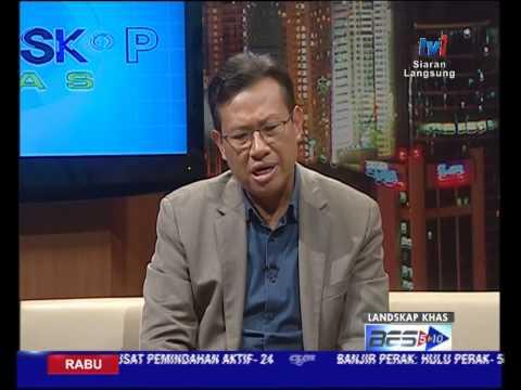 LANSKAP Khas Banjir Bersama Datuk Seri Ahmad Shabery Cheek