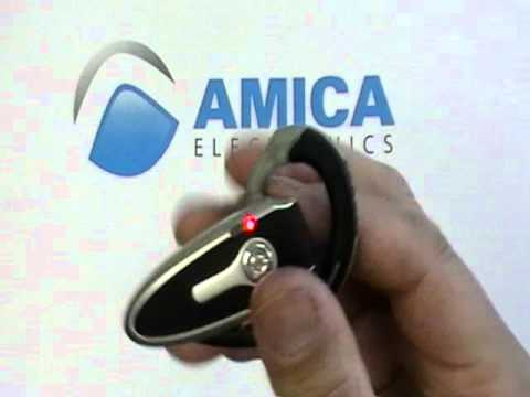 amica electronics u i 03 bluetooth headset pairing video youtube rh youtube com Motorola HS820 Bluetooth Headset Motorola Wireless Headset Pairing