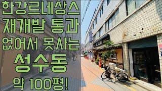 [21-207] 한강 르네상스 사업! 서울 유일 50층…