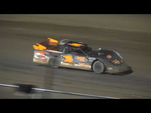 IMCA Late Model Season Championship feature Independence Motor Speedway 8/19/17