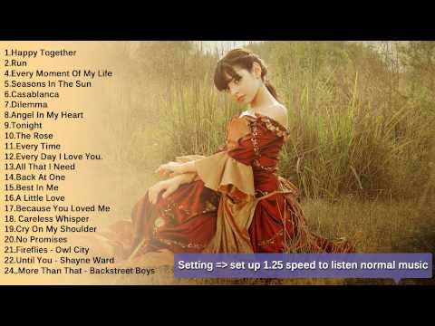 Love Songs 70's 80's 90's - Greatest Love Of All Time - Various Artists (Full Album)