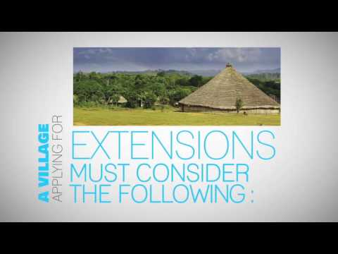 STEP One in the Application Process when Applying Land Titles and Extensions
