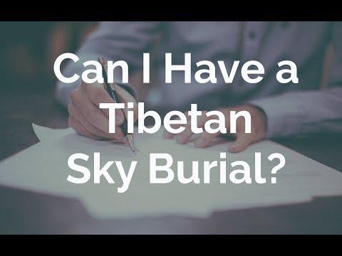 Can I Have A Tibetan Sky Burial? #TalkDeath