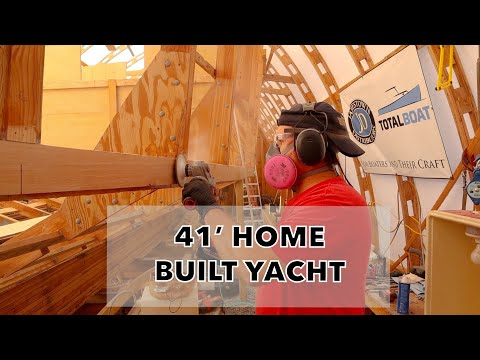 Wooden Boat Backyard Boat Building With Rail And Stile Woodworking Cabinet Doors.