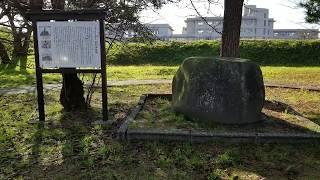 【北陸シリーズ】富山県射水市の史跡「放生津城跡」を訪ねた