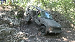 A Thank You To Jeep Cherokee Drivers & Sweet Wheeling Action!