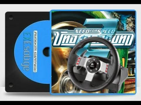 როგორ ვითამაშოთ Need For Speed Underground და Need For Speed Underground 2 USB საჭით