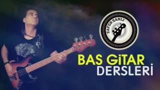 Zafer Şanlı Bas Gitar Dersleri Stiller Rock 1 110 Bpm