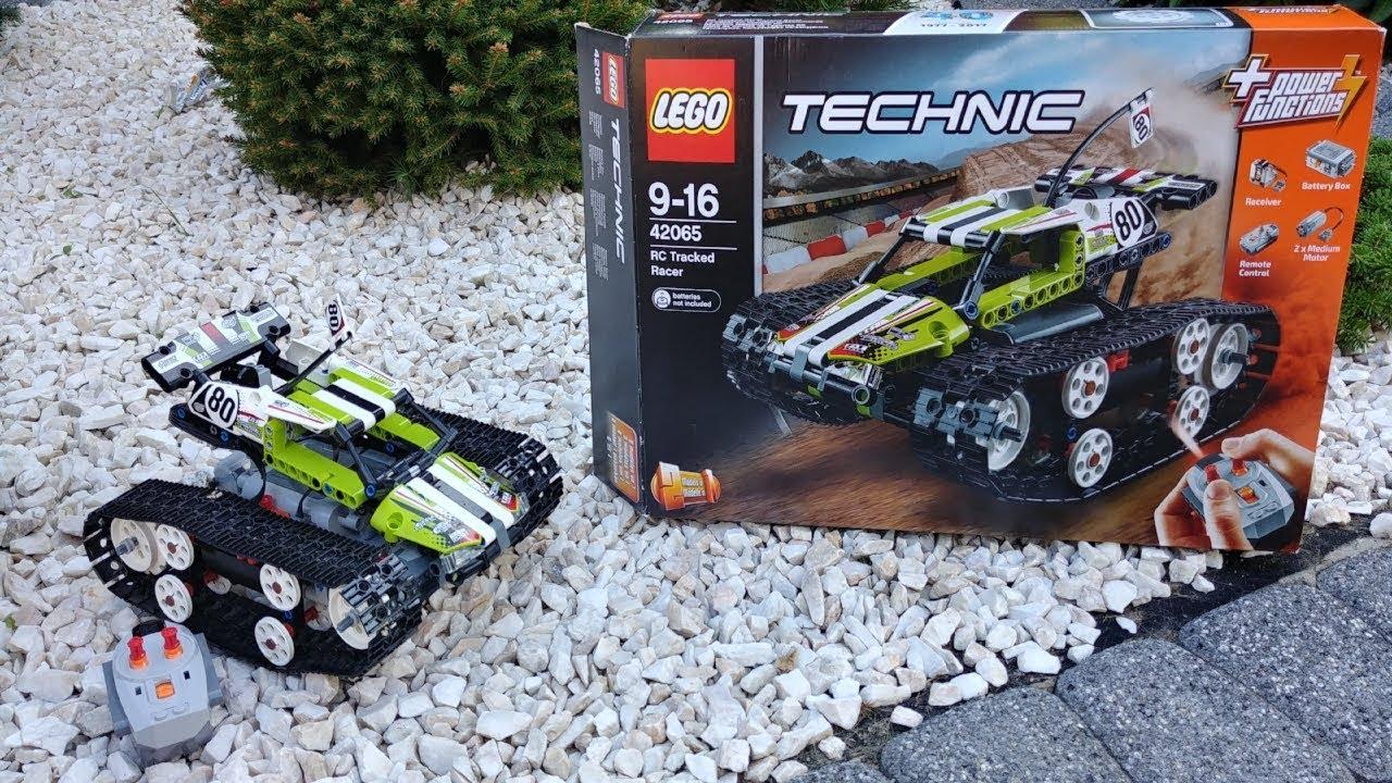 Testujemy W Terenie Lego Technic 42065 Zdalnie Sterowana