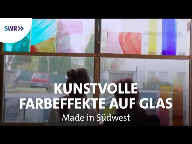 Das magische Glas der Firma Prinz Optics | Made in Südwest