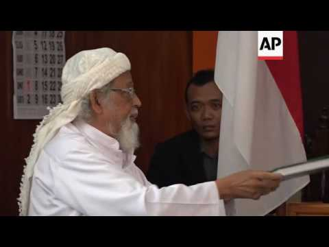 Appeal by radical Islamic cleric for his release