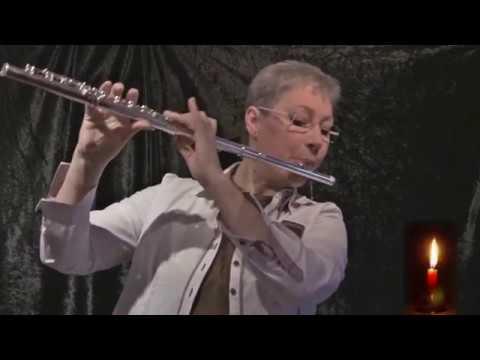 Happy Birthday Manfredo Zimmermann Mit 3 Querfloten Youtube