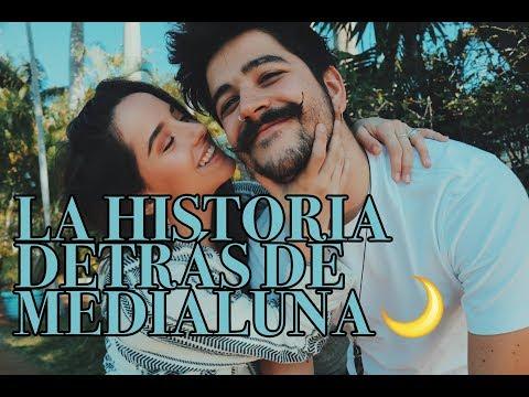LA HISTORIA DETRÁS DE MEDIALUNA - Camilo y Evaluna