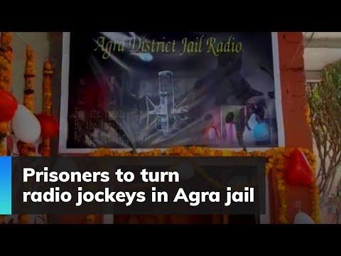 Prisoners to turn radio jockeys in Agra jail