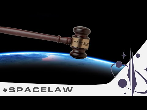 Can we actually do that? The future of Space Law - Orbit 11.38