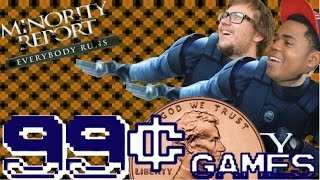99 Cent Games: Minority Report (PS2) | Something About Geek Stuff