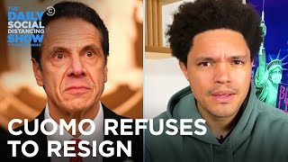 Cuomo Refuses to Resign as Sexual Misconduct Allegations Mount | The Daily Social Distancing Show