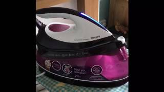 Philips PerfectCare Compact Steam generator iron GC7808/40