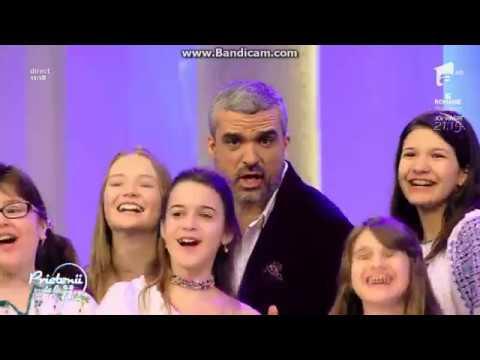 Belle Arti Kids feat. Aurelian Temișan - Of ce doare (la Antena 1 - Prietenii de la 11)