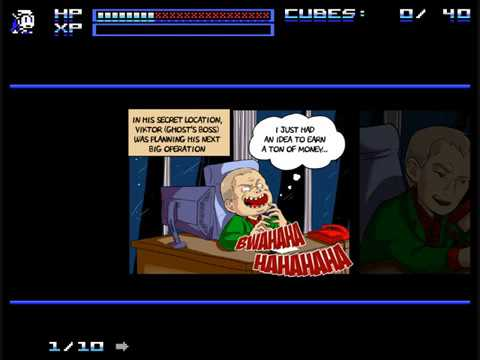 Paul's Gaming - Mini Ghost part01 [BLIND] |