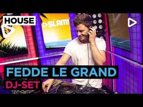Fedde Le Grand (DJ-Set) | SLAM!