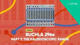 Buchla 296e Demo w. Todd Barton pt. 7/10 – The kaleidoscopic range – Softube