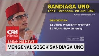 Download Video Mengenal Sosok Sandiaga Uno MP3 3GP MP4
