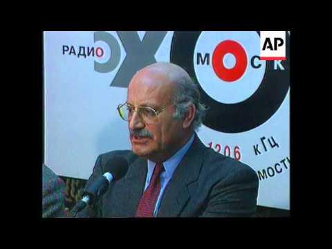 Russia - Radio interview