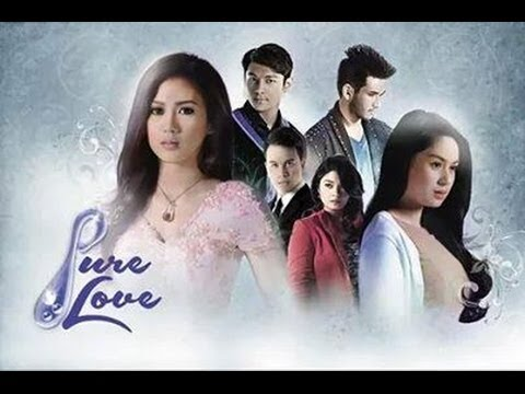 PURE LOVE OST (Gisingin ang Puso by Liezel Garcia) with lyrics