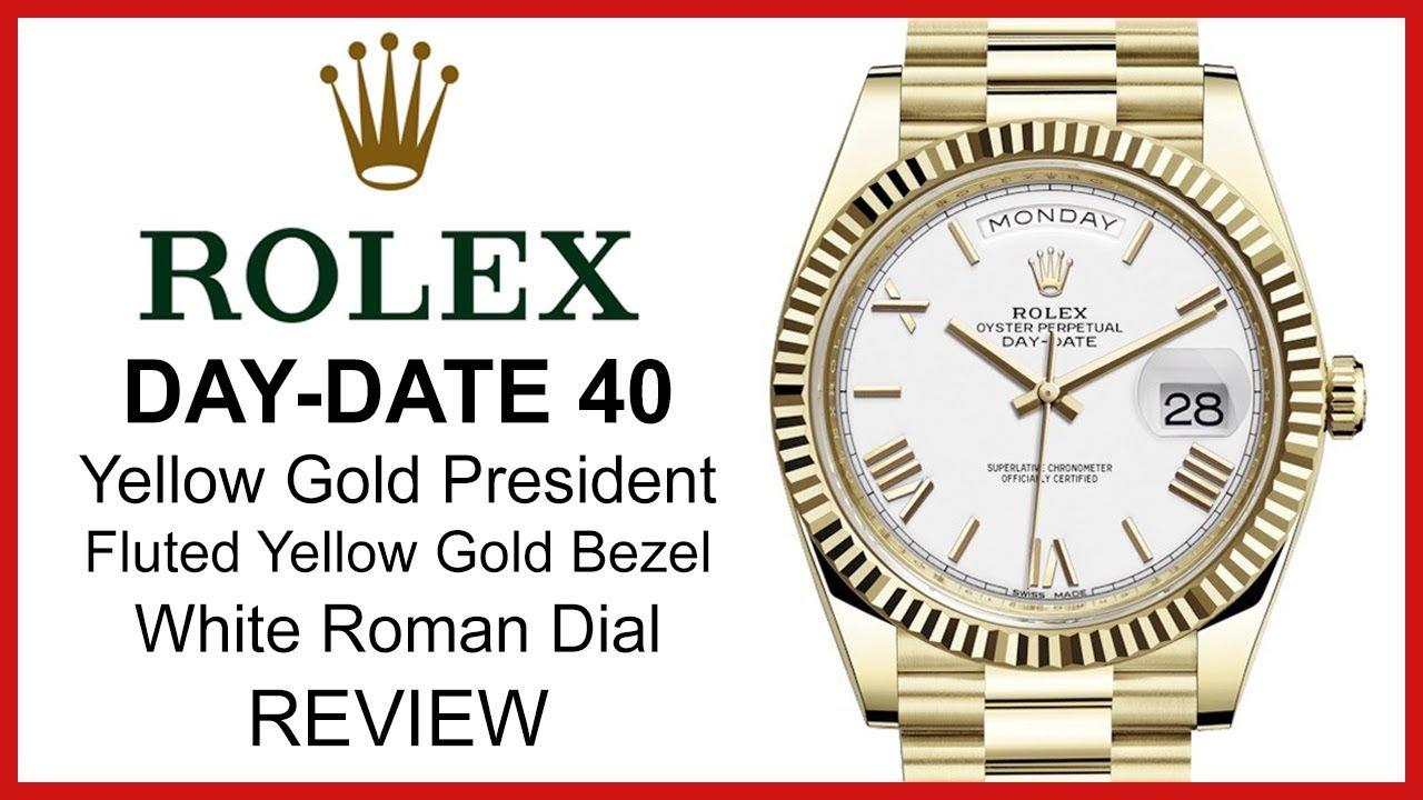 fb80bfc81d6 Rolex Day-Date 40