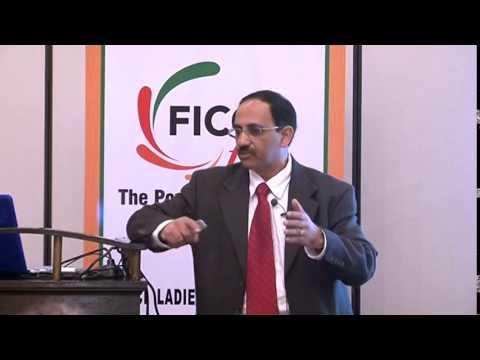 Building a culture of leadership at FICCI FLO Hyderabad by Dr Baba Prasad