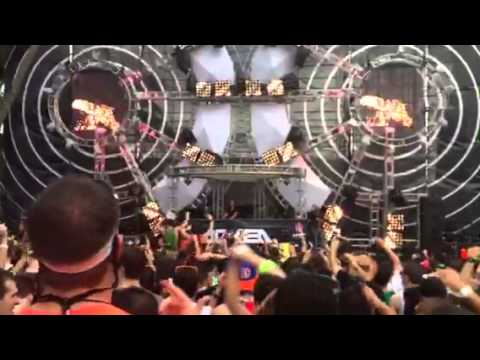 Afrojack - No Beef - 2013 Ultra Music Festival