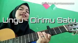 Kumpulan cover cover lagu di instagram @Rahayukurniaaaaaaaa