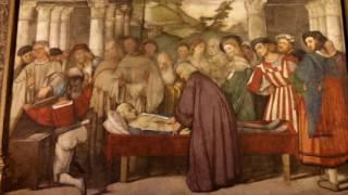 I miracoli di sant'Antonio - Il cuore dell'avaro