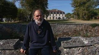 Jean-Pierre Darroussin en tournage en Charente