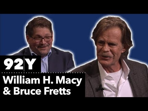 William H. Macy in Conversation with Bruce Fretts