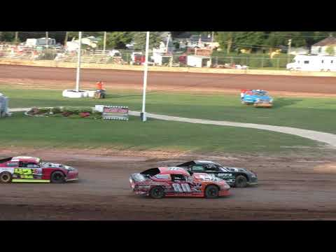Plymouth Dirt Track Grand National Heats 8-10-2019