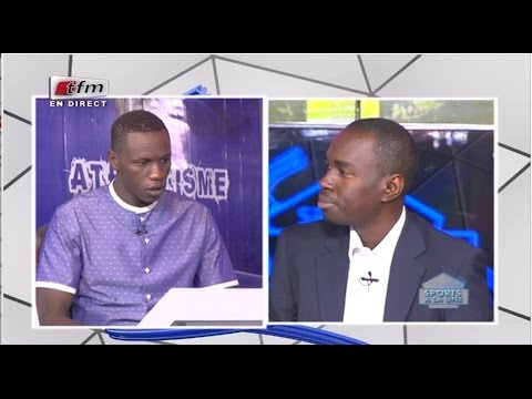 REPLAY - Sports A La Une - Pr : CHEIKH TIDIANE DIAHO - 08 Ma