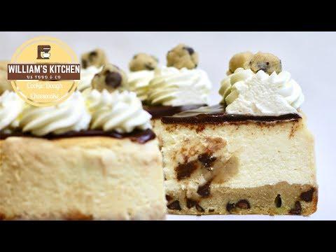 cheesecake-goût-cookie-dough- -william's-kitchen