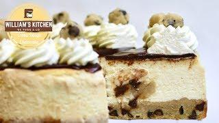 Cheesecake goût Cookie Dough | William's Kitchen
