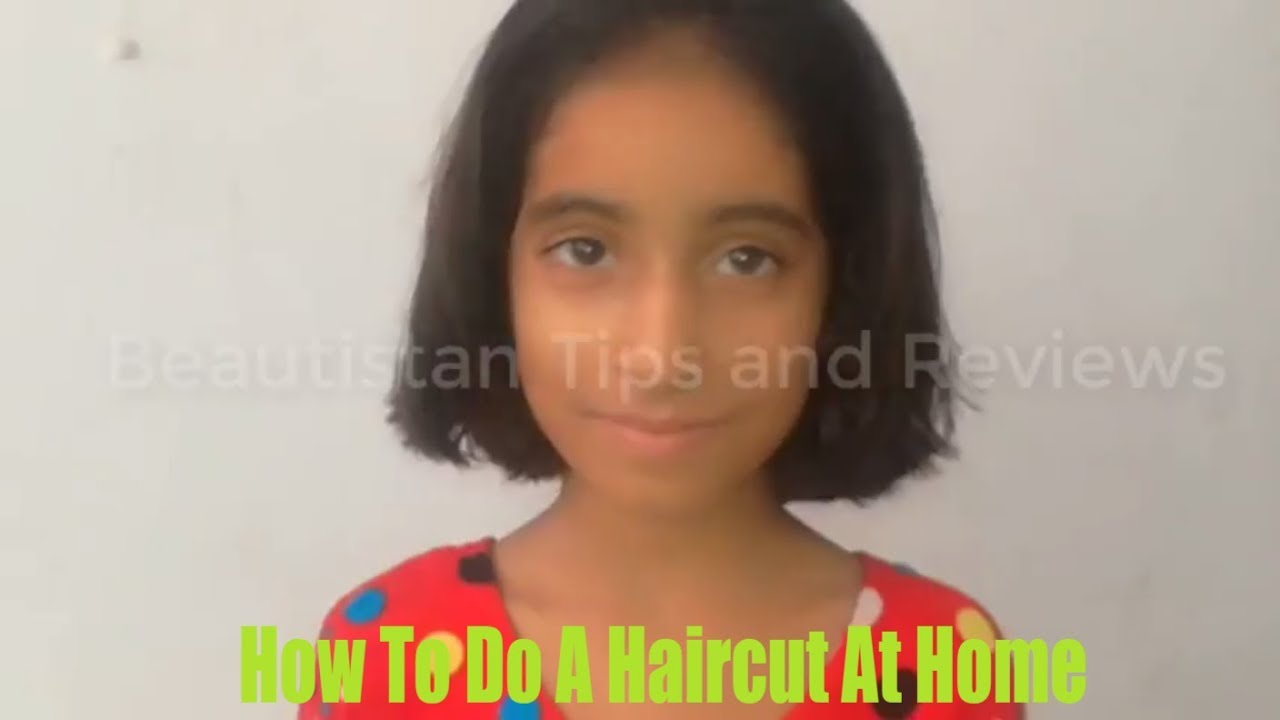 How To Do A Haircut At Home Haircut Tutorial Beautistan Tips
