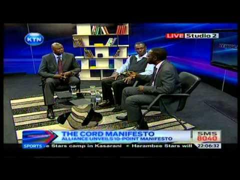 News: The CORD manifesto