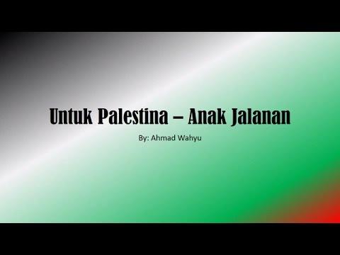 Image result for Kunci Gitar Suara Anak Jalanan Untuk Palestina