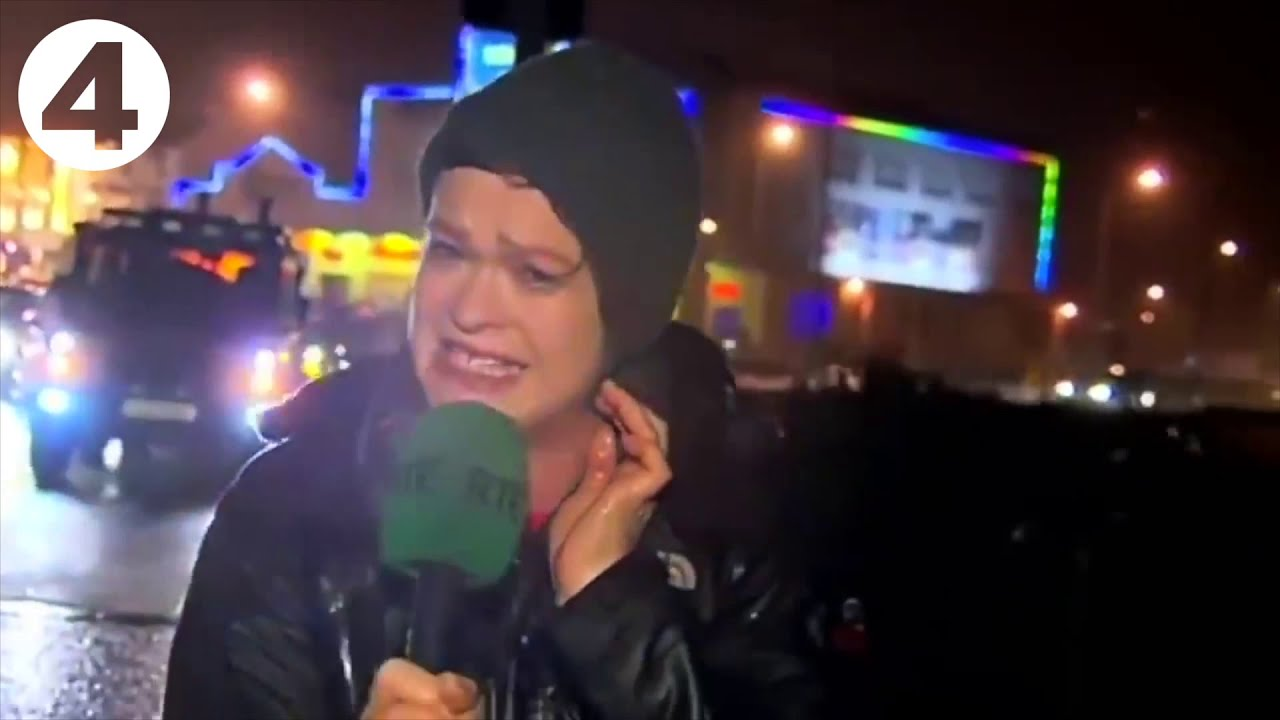 Download 10 Unforgettable Moments Caught on Live TV!
