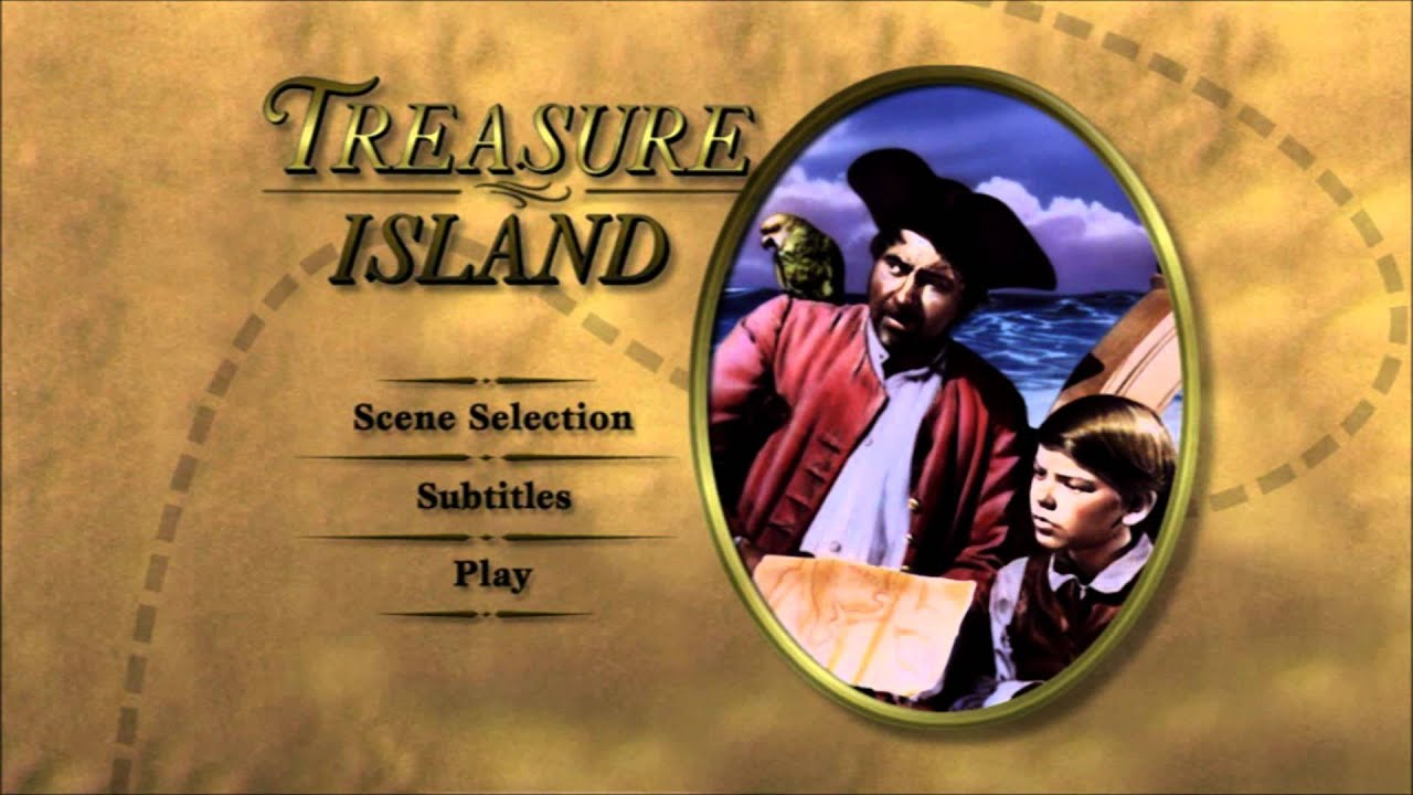 Search For Treasure Island Dvd