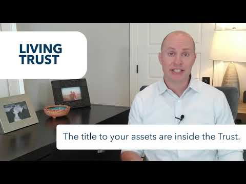 Understanding Living Trusts With Andrew Cobin | Brady Cobin Law Group, PLLC